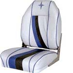 B & M High Back Boat Seat