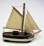 Pic of a Cutter Sailboat