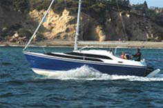 Macgregor 26 Under Power